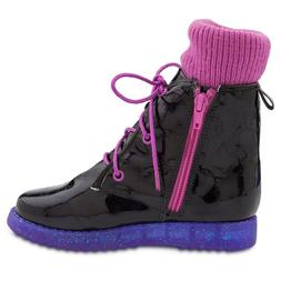 NWT! Disney VAMPIRINA Little Girls' FASHION BOOTS Size 5/6