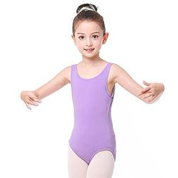TFJH One-piece Sparkle Dancing Gymnastics Athletic Leotard f