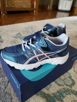 ASICS Pre-Contend 4 PS  - Little Girl's Size 1 - BRAND NEW!