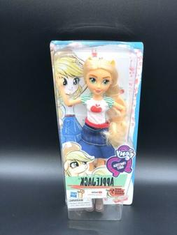 RARE My Little Pony Equestria Girls AppleJack MLP Doll 11 In