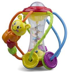 Baby Roll Around Activity Toy Rattles And Beads And Silly So