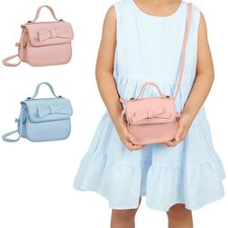 Small Fashion Purse for Little Girls Pastel Toddler Kids Bag