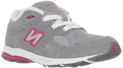 Infant New Balance '990' Sneaker, Size 4 M - Grey