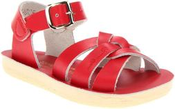 Salt Water Sandals by Hoy Shoe Sun-San Swimmer,Red,6 M US To