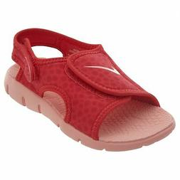 Nike Sunray Adjust 4 Little Kids 386520-608 Tropical Pink Sa