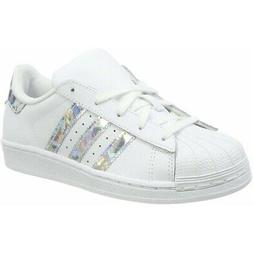 adidas Originals Superstar C WhiteSilve