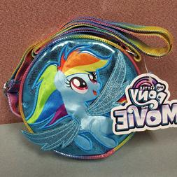 My Little Pony The Movie Rainbow Dash Purse