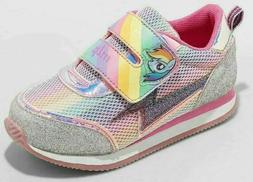 Toddler Girls' Hasbro My Little Pony Retro Jogger Sneakers ""
