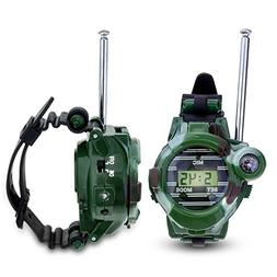 Walkie Talkies for Kids, Joykith Two-Way Long Range Watch Ra
