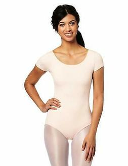 Capezio Women's Team Basic Short Sleeve Leotard - Choose SZ/
